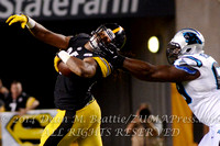 Steelers vs Panthers 8.28.14